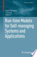 Run time Models for Self managing Systems and Applications