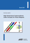 High Temperature Superconductor Cable Concepts for Fusion Magnets