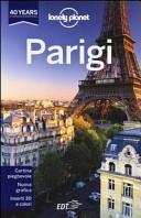 Guida Turistica Parigi. Con cartina Immagine Copertina
