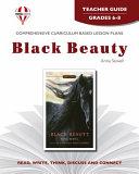 Pdf Black Beauty Teacher Guide