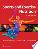 """Sports and Exercise Nutrition"" by William D. McArdle"