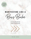 Manifesting Like A Boss Babe banner backdrop