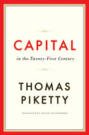 Capital In The Twenty First Century Book PDF