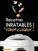 Pdf Recettes inratables au robot-cuiseur ! Telecharger