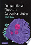 Computational Physics of Carbon Nanotubes Book