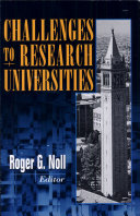 Challenges to Research Universities