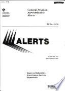 General Aviation Airworthiness Alerts Book PDF