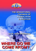 Where do we come from by Ernst Muldashev PDF