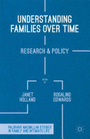 Understanding Families Over Time Pdf/ePub eBook
