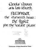Bloomsday, the Eleventh Hour ebook