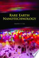 Rare Earth Nanotechnology