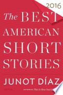 The Best American Short Stories 2016 Book