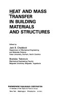 Heat and Mass Transfer in Building Materials and Structures