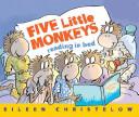 Five Little Monkeys Reading in Bed Book PDF