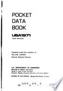 Pocket Data Book, USA.