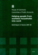 Helping people from workless households into work