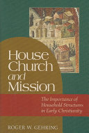 House Church and Mission