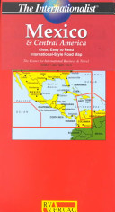 Internationalist Mexico and Central America Road Map