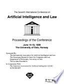 Proceedings of the Conference