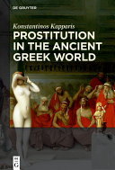 Prostitution in the Ancient Greek World Pdf/ePub eBook