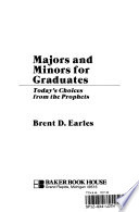 Majors and Minors for Graduates