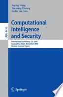 Computational Intelligence and Security