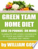 Green Team Home Diet