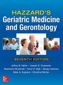 Hazzard's Geriatric Medicine and Gerontology, 7E