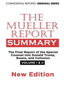 The Mueller Report Summary