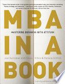 MBA in a Book Book PDF