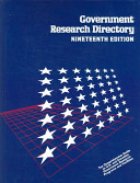 Government Research Directory