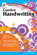 Cursive Handwriting, Grades 3 - 5