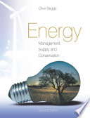 Energy  Management  Supply and Conservation