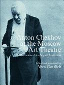 Pdf Anton Chekhov at the Moscow Art Theatre Telecharger