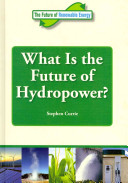 What Is The Future Of Hydropower  Book PDF
