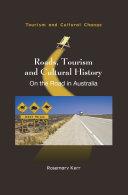 Roads, Tourism and Cultural History Pdf/ePub eBook