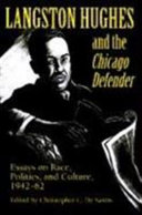 Langston Hughes and the Chicago Defender