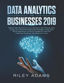 Data Analytics for Businesses 2019 Book PDF
