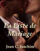 La Liste de Mariage [Pdf/ePub] eBook