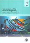 Stock Assessment for Fishery Management