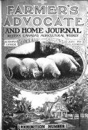 Farmer S Advocate And Home Journal