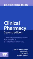 Clinical Pharmacy Pocket Companion  2nd edition