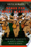 Songs for  great Leaders  Book