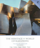 The Heritage of World Civilizations  Since 1500