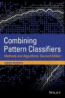 Combining Pattern Classifiers