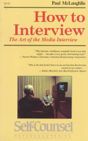 How To Interview Book PDF
