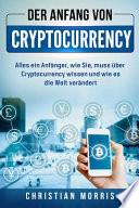 Der Anfang Von Cryptocurrency