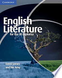 Books - English Literature For The Ib Diploma | ISBN 9781107402232
