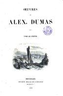 Oeuvres de Alex. Dumas, 4 ebook