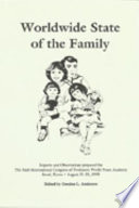 Worldwide State of the Family